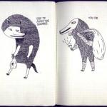 В копилку арт-дневника