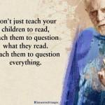 Чему учить?